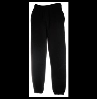 Jogginghose Jogging Black | XXL