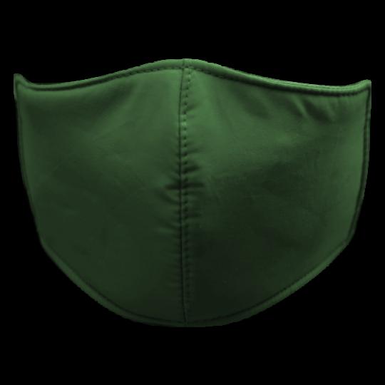 Maske Damen/Kinder Bottle Green